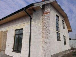 Штукатурные работы в коттедже город Солнечногорск
