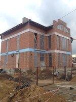 Механизированные штукатурные работы в коттедже в Щелковском районе деревня Супонево