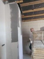 Штукатурно-отделочные работы в коттедже в КП Истра Виладж в Солнечногорском районе