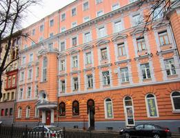 Штукатурка фасада дома в Москве